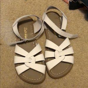 Size 2 girl salt water sandals